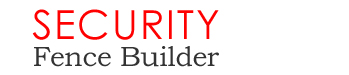 Security Fence Builder
